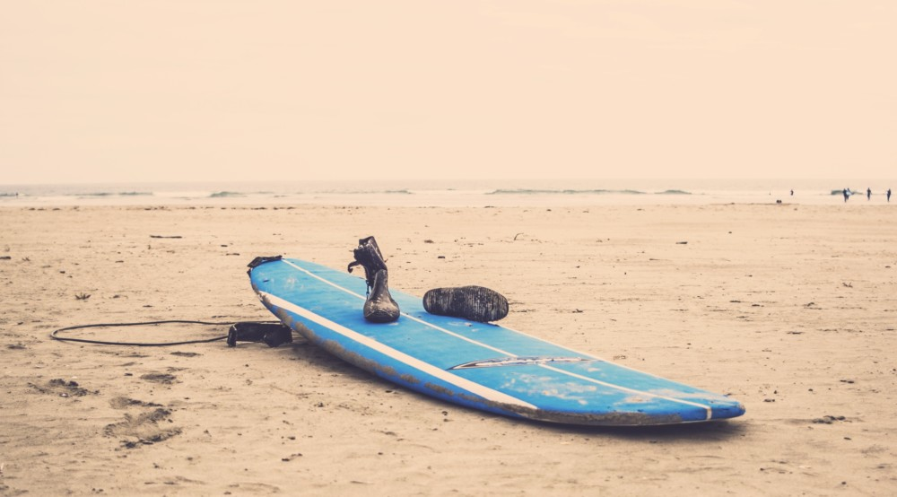 Surfboard Shaper Web Design
